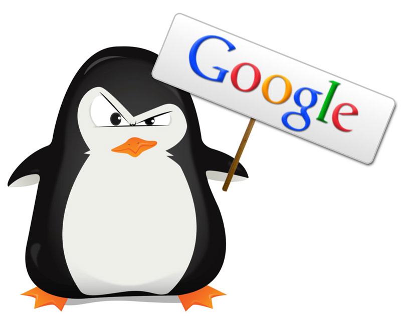 Penguin-algoritmo-google