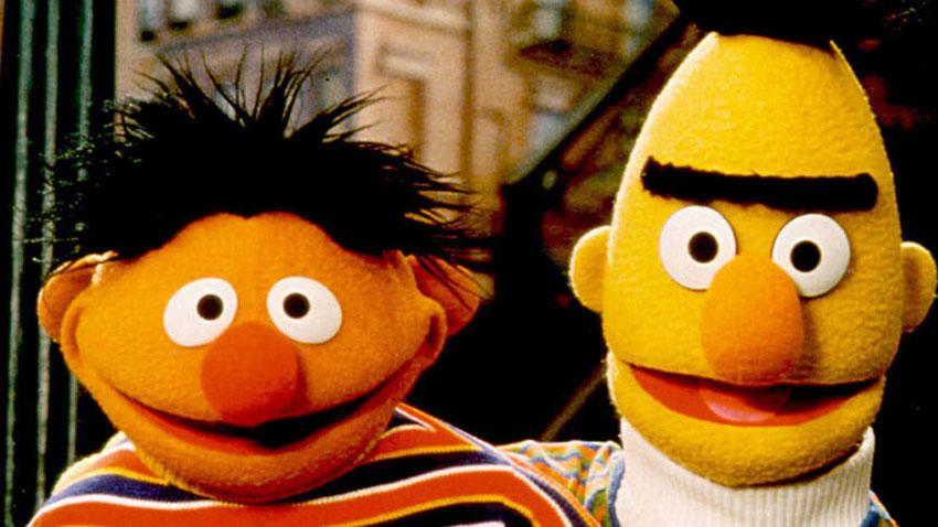 Bert es un personaje de ficción