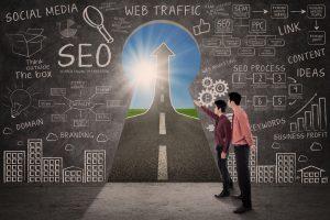Cuatro consejos SEO para que posicione tu web